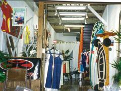 写真:創業当時のオフィス(サーフショップ)