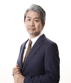 写真:代表取締役社長 巽 益章